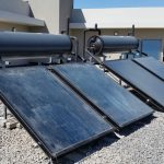 maintenance rooftop solar water